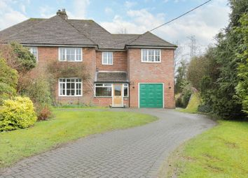 Thumbnail 6 bed semi-detached house for sale in Charlton, Andover