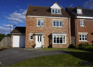 Thumbnail 4 bed detached house for sale in Earlsmeadow, Newcastle Upon Tyne