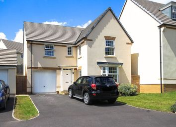 Thumbnail 4 bedroom detached house to rent in Lower Trindle Close, Chudleigh, Newton Abbot