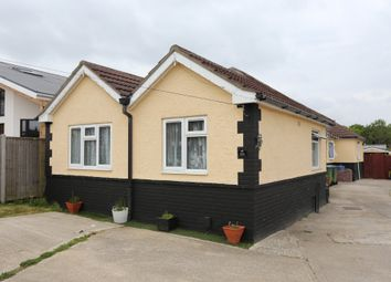Thumbnail 4 bed detached bungalow for sale in Gudge Heath Lane, Fareham