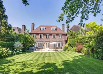 Thumbnail 6 bed detached house for sale in Deacons Rise, Hampstead Garden Suburb, London