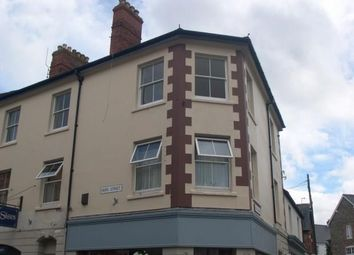 Thumbnail 3 bed flat to rent in Park Street, Minehead