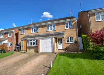 Thumbnail 4 bed semi-detached house for sale in The Squirrels, Bushey, Hertfordshire