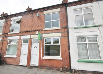 Thumbnail 2 bed terraced house for sale in Western Road, West End, Leicester