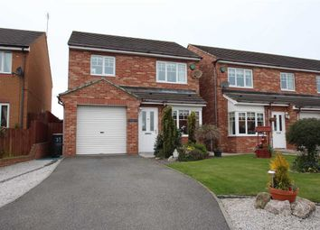 Thumbnail 3 bed detached house for sale in Dovecote Drive, Glenside View, Pelton Fell, Chester Le Street