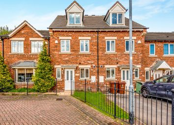 Thumbnail 3 bed town house for sale in Willowmore Fold, Featherstone, Pontefract