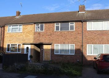 Thumbnail 3 bed terraced house for sale in Ash Grove, Chelmsford, Essex