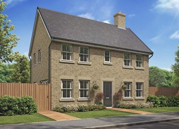 "Thumbnail 3 bed detached house for sale in ""Ennerdale"" at Burlow Road, Harpur Hill, Buxton"
