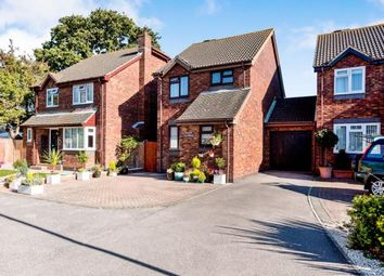 Thumbnail 3 bed detached house for sale in Stubbington, Fareham, Hampshire