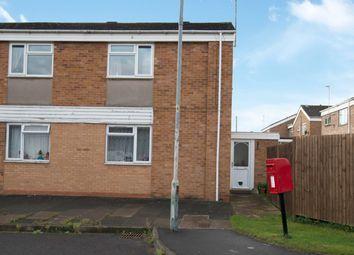 Thumbnail 2 bedroom maisonette for sale in Marymans Road, Hampton, Evesham, Worcestershire