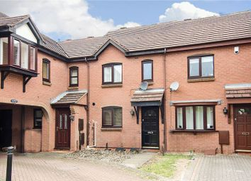 Thumbnail 2 bed terraced house for sale in Scholars Gate, Burntwood