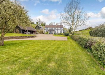 Thumbnail 5 bed detached house for sale in Hoarwithy, Hereford