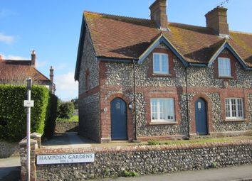 Thumbnail 3 bedroom terraced house to rent in Hampden Gardens, Glynde, Glynde, Lewes