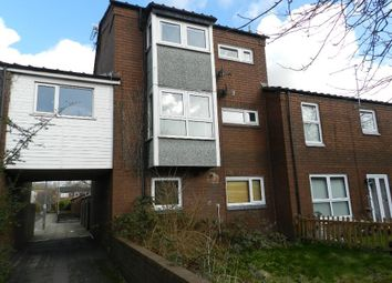 Thumbnail 1 bed flat to rent in Heather Close, Locking Stumps, Warrington