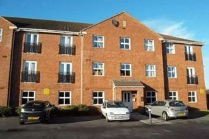 Thumbnail 2 bed flat for sale in Welland Road, Hilton