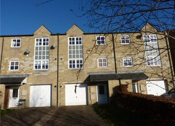 Thumbnail 3 bedroom town house for sale in Canal Road, Riddlesden, Keighley, West Yorkshire