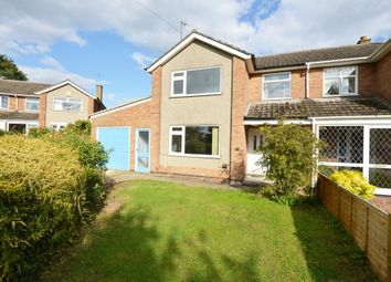 Thumbnail 3 bed semi-detached house to rent in Fullwell Road, Bozeat