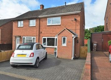 Thumbnail 2 bed semi-detached house for sale in Sunningbrook Road, Tiverton