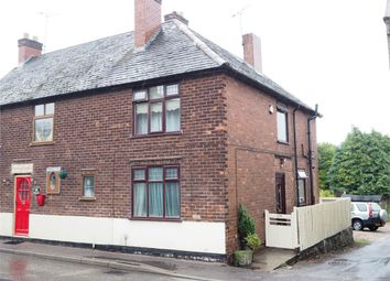Thumbnail 2 bed terraced house for sale in Church Street, Kirkby In Ashfield, Nottinghamshire