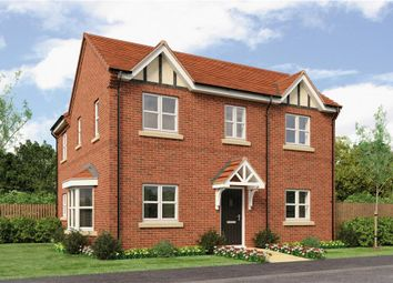 "Thumbnail 4 bed detached house for sale in ""Repton"" at Gorsey Lane, Wythall, Birmingham"