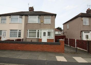 Thumbnail 3 bedroom semi-detached house for sale in Wheatley Avenue, Bootle