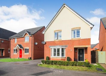 Thumbnail 4 bed detached house for sale in Waverley Drive, Buckley