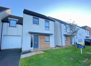 Thumbnail 4 bed link-detached house for sale in Stock Park, Okehampton