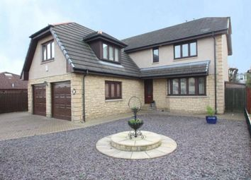 Thumbnail 5 bed detached house for sale in Howiegate Gardens, Markinch, Glenrothes, Fife
