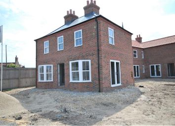Thumbnail 4 bed detached house for sale in Station Road, Sutterton, Boston