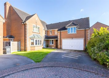 Thumbnail 5 bed detached house for sale in Holyrood View, Lodge Moor, Sheffield
