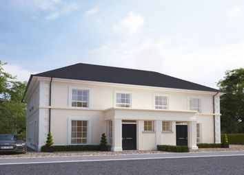 Thumbnail 4 bedroom semi-detached house for sale in Claremont At River Hill, Bangor Road, Newtownards