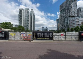 Thumbnail 1 bedroom property for sale in Maine Tower, Canary Wharf, London