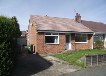 Thumbnail 3 bedroom bungalow to rent in Haddon Drive, Pensby, Wirral
