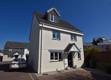 Mowhay Meadow, Fraddon, St. Columb TR9. 4 bed detached house for sale