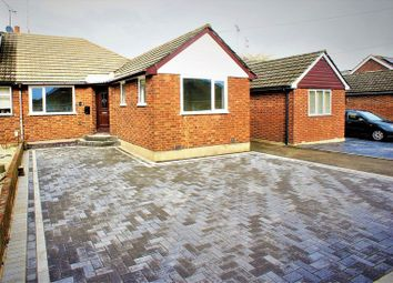 Thumbnail 3 bed bungalow for sale in Longfield Close, Wickford