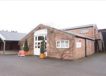 Thumbnail Light industrial to let in Unit H, Doddington Park Farm, Bridgemere, Nantwich, Cheshire