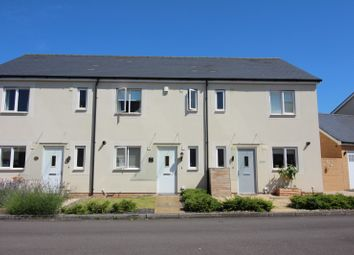 Thumbnail 3 bed terraced house for sale in Wren Gardens, Portishead