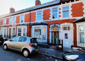 Thumbnail 4 bed terraced house for sale in Coedcae Street, Cardiff