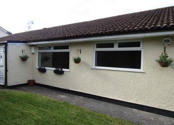 Thumbnail 3 bed bungalow for sale in Sycamore Close, Aberdare