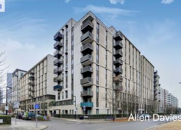 Thumbnail 2 bed flat for sale in Napa Close, Olympic Park