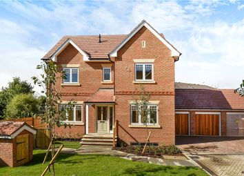 Thumbnail 3 bed detached house for sale in Stockwood Way, Farnham, Surrey