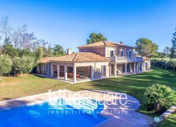 Thumbnail 4 bed villa for sale in Mouans-Sartoux, Alpes-Maritimes, 06370, France