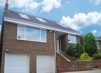 Thumbnail 4 bed detached house to rent in Bridge Court, Shadforth, Durham