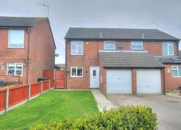 Thumbnail 3 bed semi-detached house for sale in Lyndford Road, Norwich