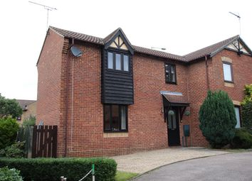 Thumbnail 2 bed semi-detached house for sale in Norwich Road, Barham, Ipswich, Suffolk