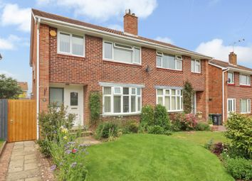 Thumbnail Semi-detached house for sale in Stamford Way, Fair Oak, Eastleigh