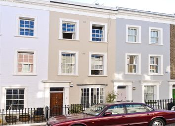 Thumbnail 3 bedroom terraced house for sale in Hillgate Street, London