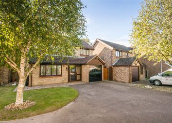 Thumbnail 4 bedroom detached house for sale in Roman Close, Blue Bell Hill, Chatham