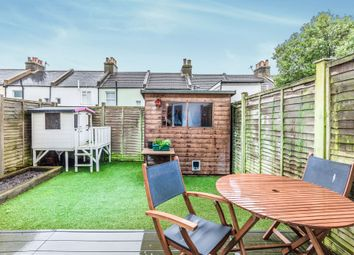 Thumbnail 4 bed end terrace house for sale in Bolsover Road, Hove