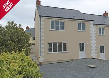 Thumbnail 3 bed semi-detached house for sale in Tertre Lane, Vale, Guernsey